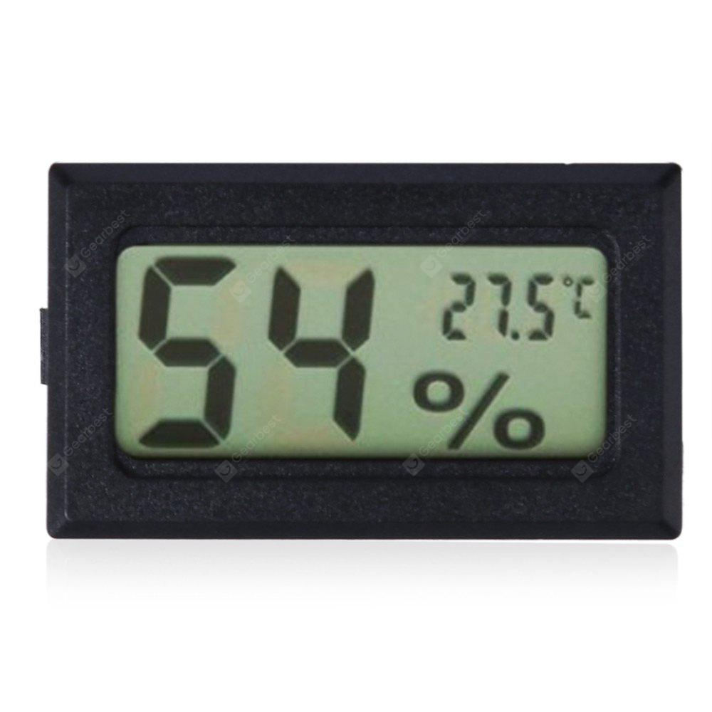 Mini Digital Indoor Thermometer Hygrometer - $1.81 Free Shipping ...