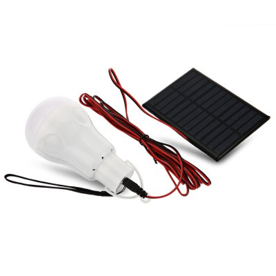 RS - 14N Solar Powered LED Bulb