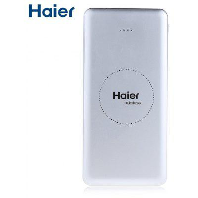 Haier Qi Wireless Charger 8000mAh Power Bank  coupons
