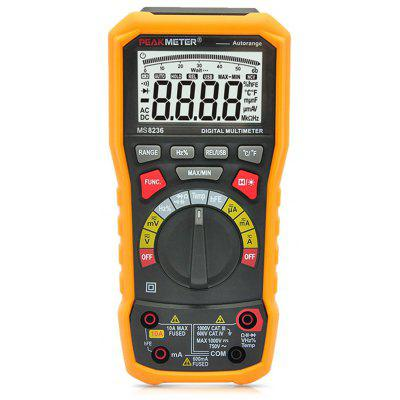 PEAKMETER PM8236 Digital Multimeter