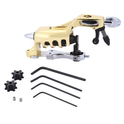 Titanium Alloy Rotary Motor Liner Tattoo Machine Gun