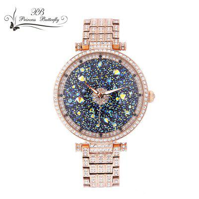 Princess Butterfly HL639 Women Quartz Watch