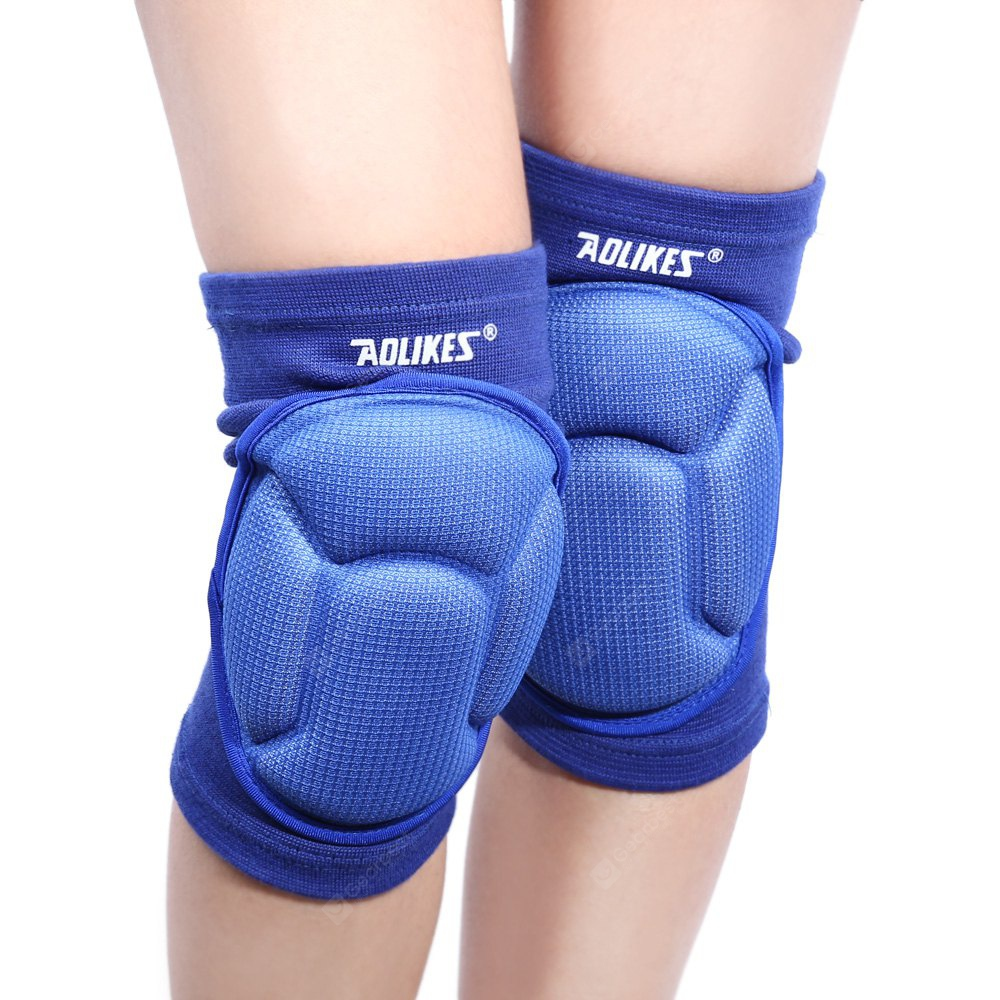 AOLIKES Comfortable Paired Thickening Elbow Knee Pads