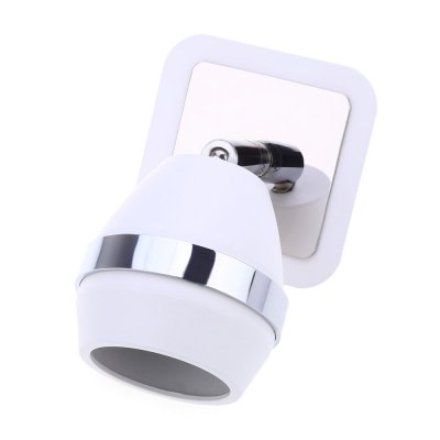 Lightme GU10 Modern Single Head Mirror Light