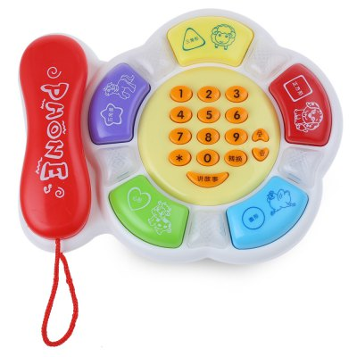 Kid Phone Learning Machine Toy