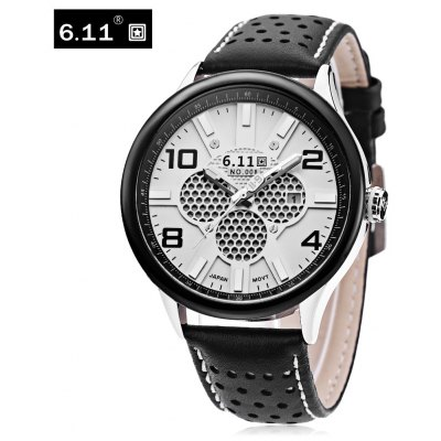 6.11 NO - 008 Male Photovoltaic Energy Quartz Watch