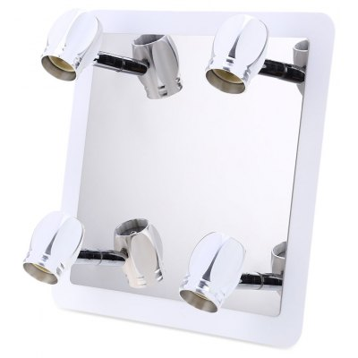 Lightme GU10 Modern 4 x 3W Front Mirror Light