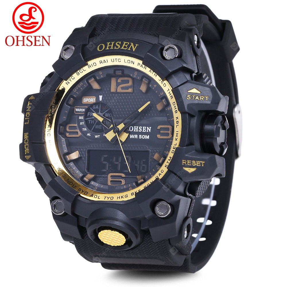 casual style sport new product gift military coolboss hour men store quality fashion marca watch quartz sports luxury mm image watches brand digital led products