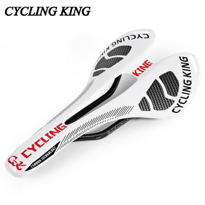 Ciclismo King MTB Bicycle Durable 3K Full Carbon Seat Saddle