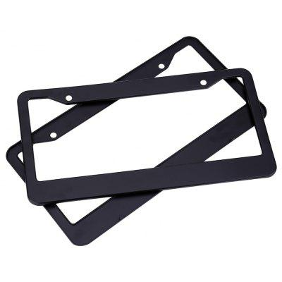 XC - TP 091 USA License Plate Frame Aluminium Alloy