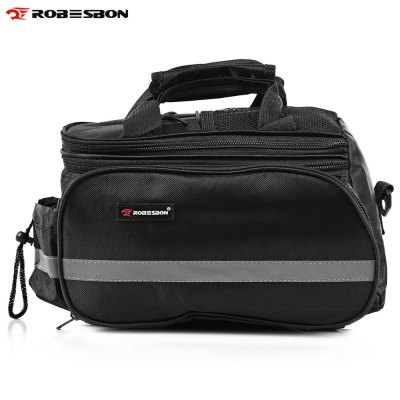 Robesbon 35L Bicycle Waterproof Rear Seat Trunk Bag