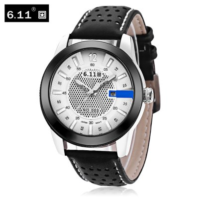 6.11 NO - 003 Male Photovoltaic Energy Quartz Watch