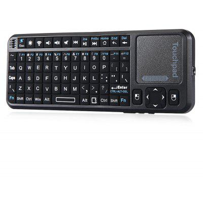 iPazzPort KP - 810 - 10BTTL Bluetooth QWERTY Keyboard