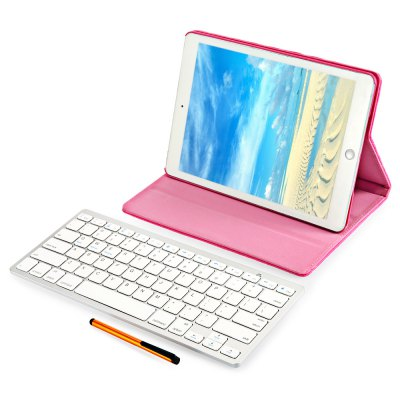 Wireless Bluetooth Keyboard Case for iPad Air 2