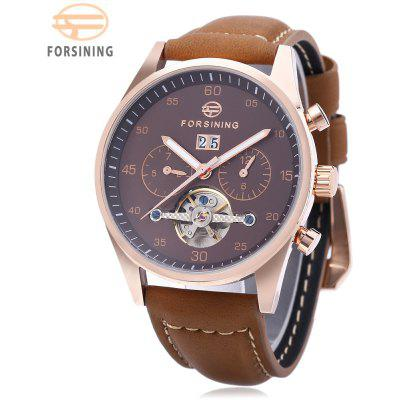 FORSINING A691 Men Auto Mechanical Watch