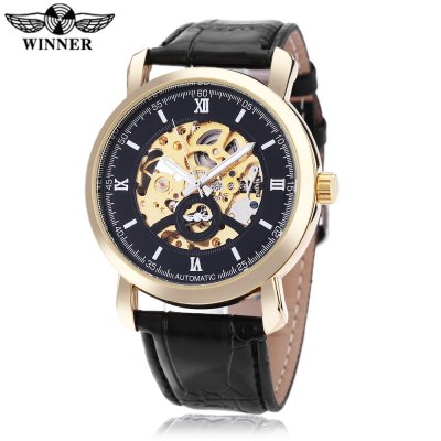 WINNER A540 Men Auto Mechanical Watch