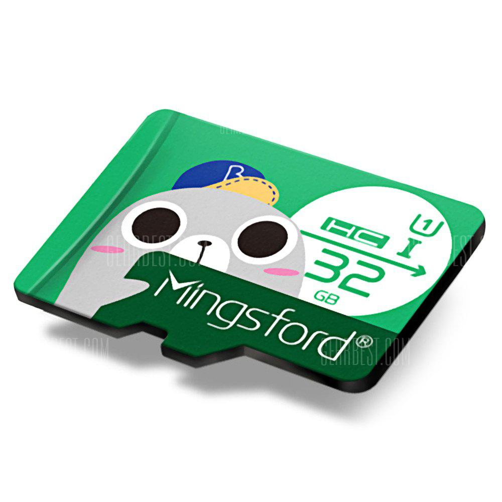 Gearbest Mingsford 32G High Speed Micro SD / TF Storage Card