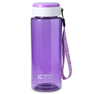 Cargen CQ801 800ML PC Portable Travel Water Bottle