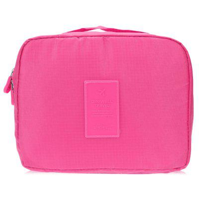 Multi Color Casual Women Waterproof Travel Wash Case Organizer Bag