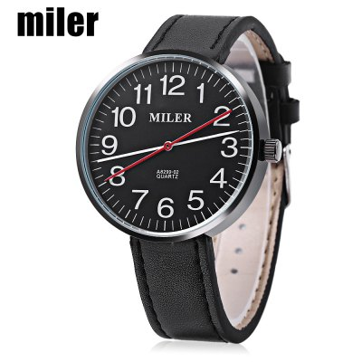 Miler A8299 - 02 Unisex Quartz Watch