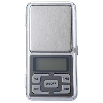 Portable LCD Screen 200g Jewelry Digital Scale