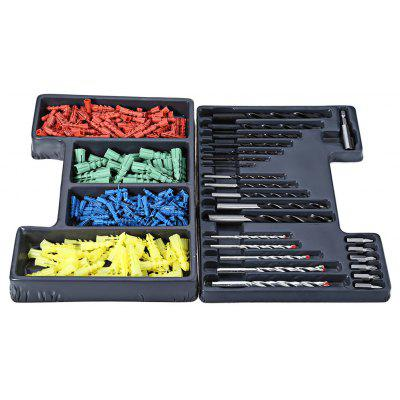 300pcs Bit Drill Setscrew Combination Box