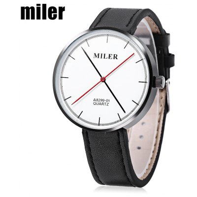Miler A8299 - 01 Unisex Quartz Watch