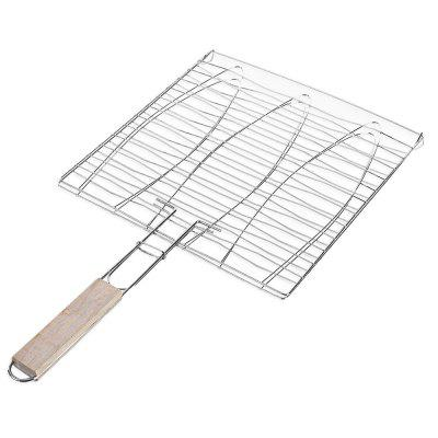 Outdoor Grilled Barbecue Fish  Net Mesh Tool Accessory