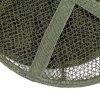 1.4M 5 Layers Folding Fishing Net Stake Fish Care Creel Tackle - ARMY GREEN