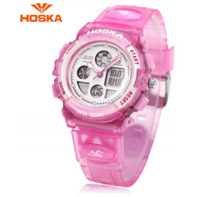 HOSKA H003S Multifunctional Children Sport Watch