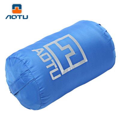 AOTU Outdoor Ultralight Polar Fleece Sleeping Bag