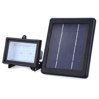 30 LEDs Solar Powered Outdoor Spotlight