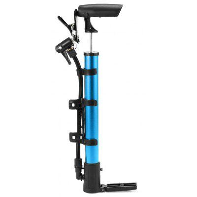 Portable Mini Mountain Bike Aluminium Pump