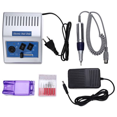 Professional Electric Nail Drill Glazing Machine Manicure