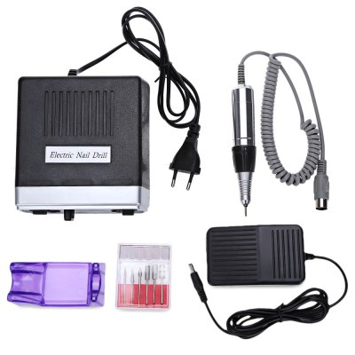 False Nail Electric File Drill Manicure Pedicure Machine