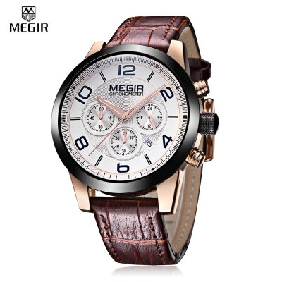 MEGIR M2025 Men Quartz Watch