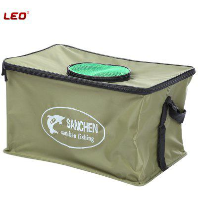 LEO Folding Water Box Bucket Tank with Handle