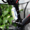 USB Rechargeable LED Mountain Bike Taillight - WHITE AND YELLOW