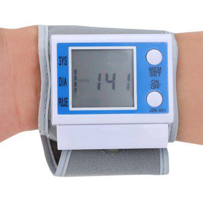 Lightweight Automatic Digital Wrist Blood Pressure Monitor