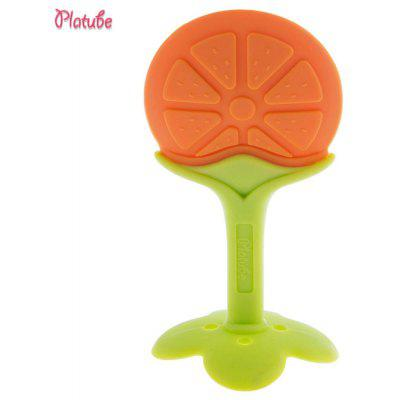 Lovely Fruit Shape Babies Silicone Teethers