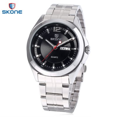 SKONE 7381AG Men Quartz Watch