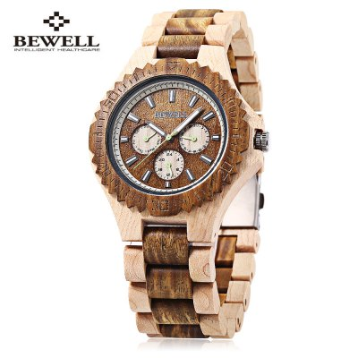 BEWELL 116B Men Quartz Watch