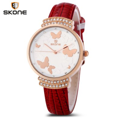 SKONE 9374 Women Quartz Watch