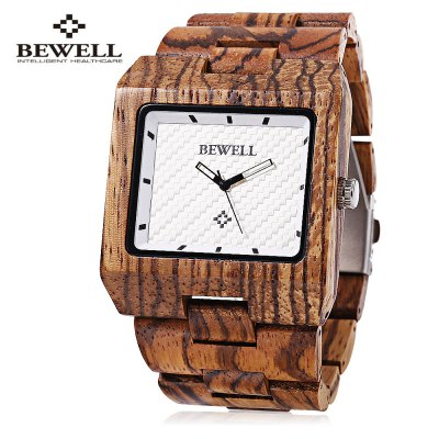 Bewell ZS - W016A Male Quartz Watch
