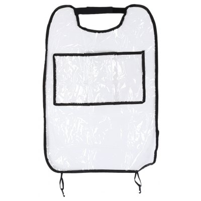 Car Seat Back Protector Storage Bag