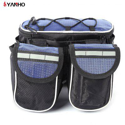 YANHO Bicycle Bag with Drawstring Packet Pouch Outdoor Equipment