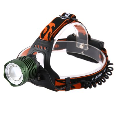 5W 4-level Q5 XPE 2 LEDs Headlight