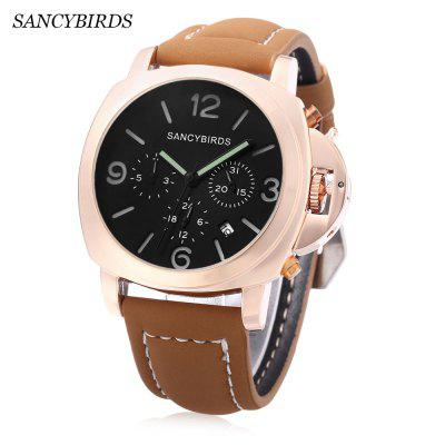 SANCYBIRDS FY955 Men Quartz Watch