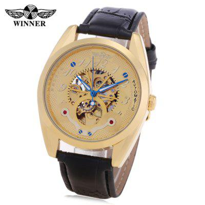 Winner A071 Male Auto Mechanical Watch