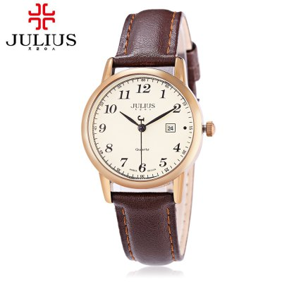 JULIUS JA - 508L Women Quartz Watch